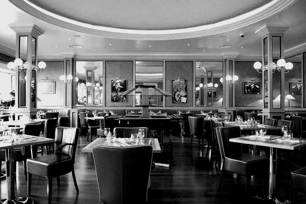 le restaurant brasserie de l 39 hotel vauban brest. Black Bedroom Furniture Sets. Home Design Ideas